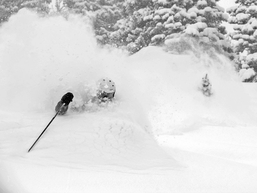 Engerbretson Slays Deep Pow