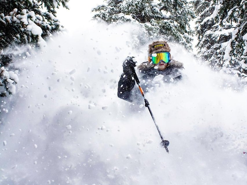 10 Snowiest Resorts In North America Right Now