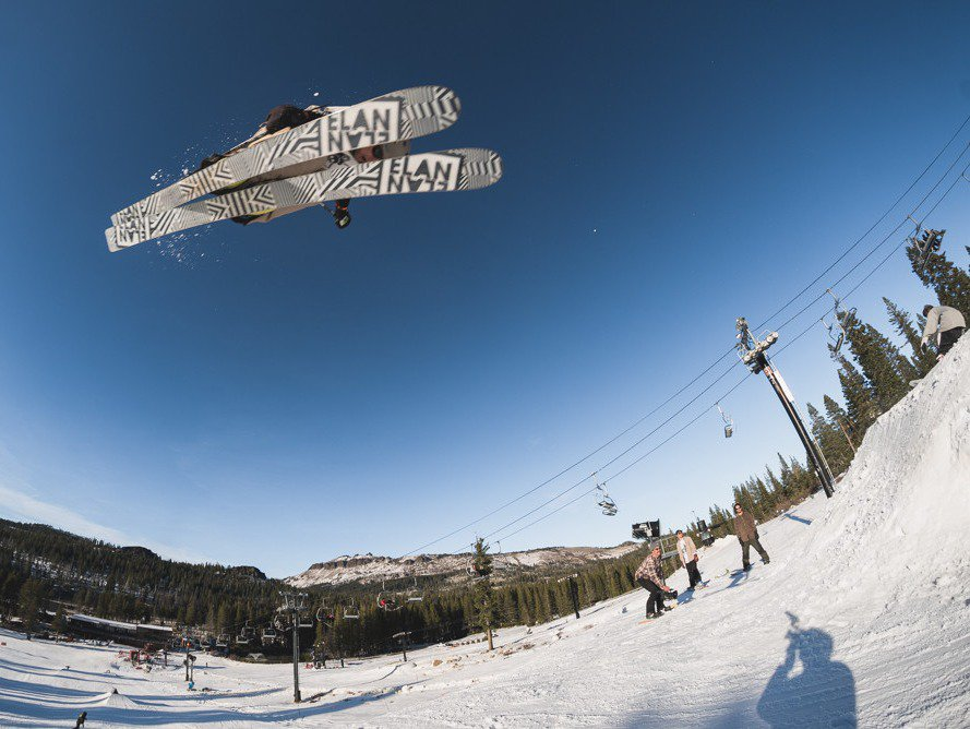 Tahoe and 25 - Behind the Scenes of the Boreal Laps Edit