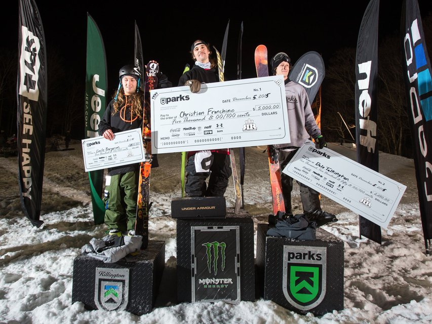 Rails 2 Riches 2015 Results