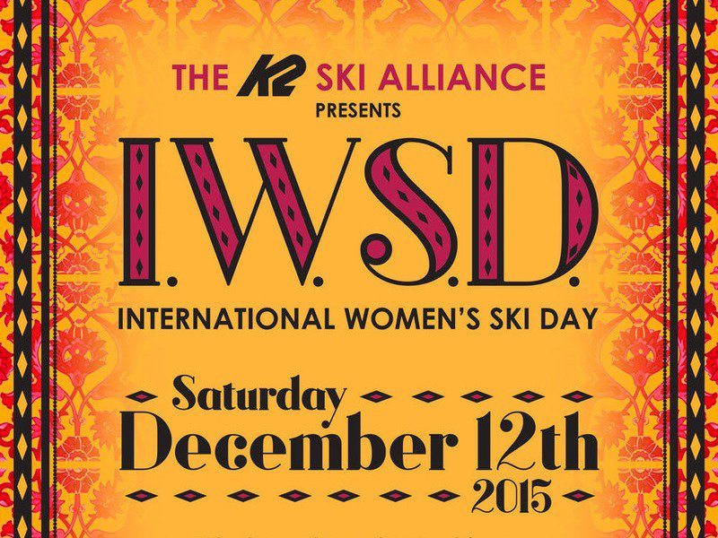 International Women's Ski Day 2015