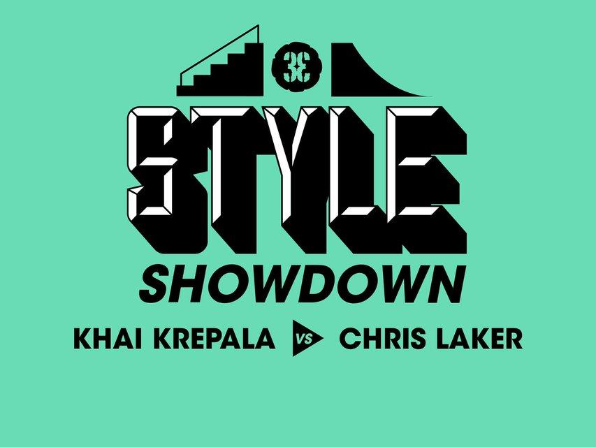 Style Showdown: Khai Krepala vs. Chris Laker