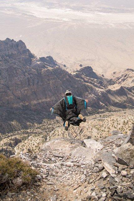 Desert Wingsuiting
