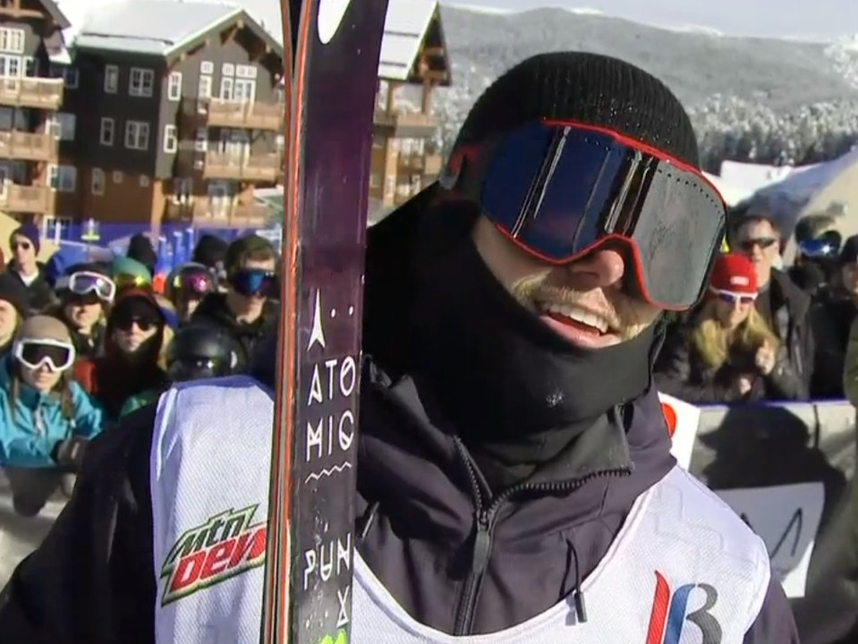 Dew Tour Men's Slopestyle Final Results