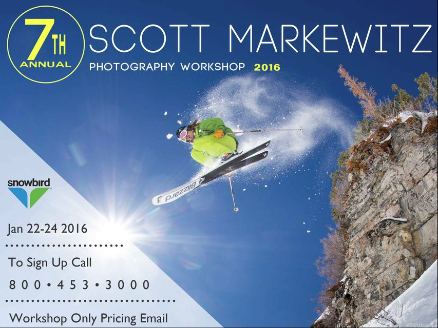 7th Annual Scott Markewitz Photography Workshop