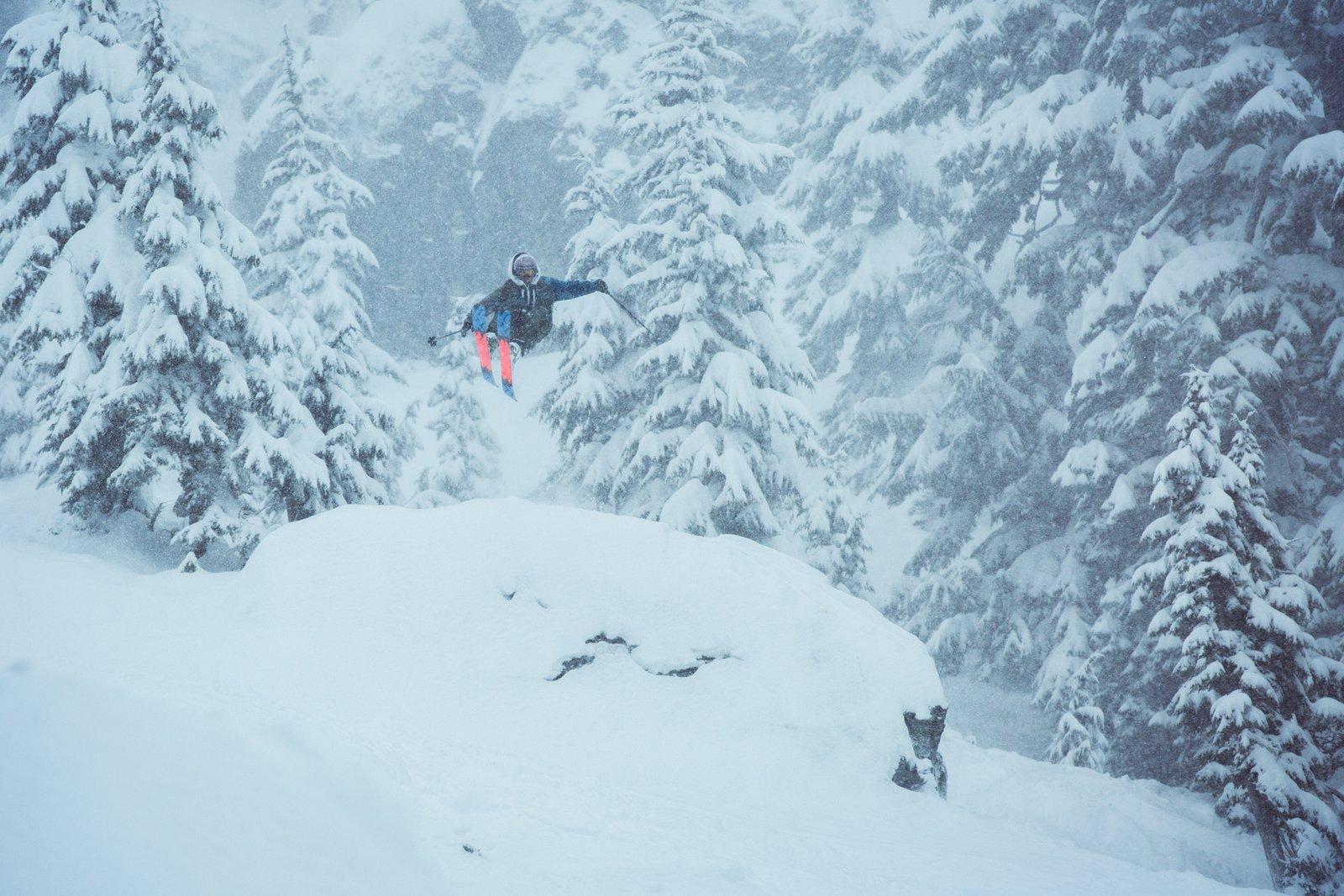 Alpental Opening Day Sender
