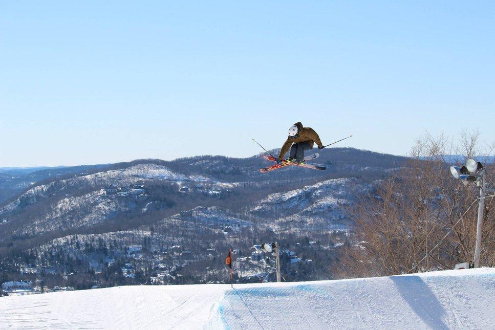 Mont Tremblant 2014 // Scott Belanger
