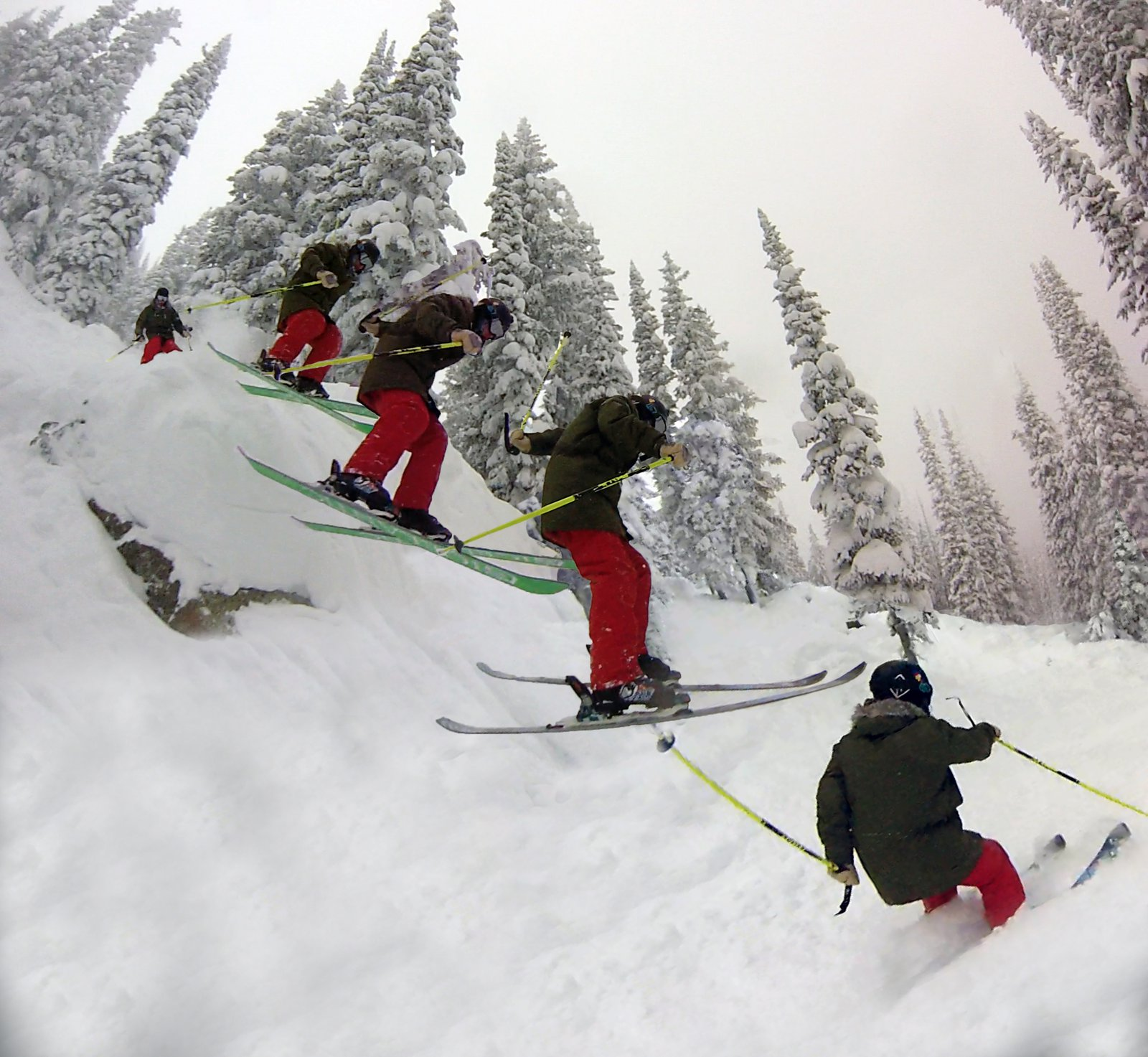 Steamboat Pow Day