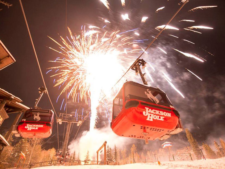 Jackson Hole Celebrates 50th Anniversary With A Bang