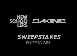 The Dakine Sweepstake