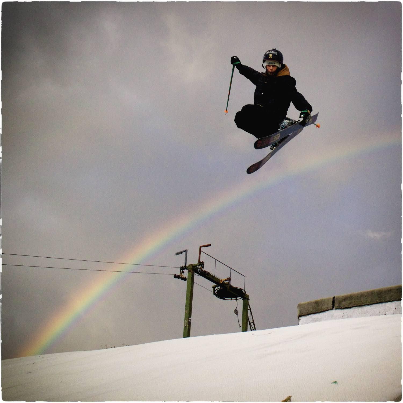 Rainbow Grind!