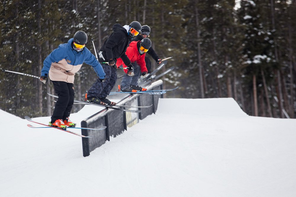 Down Rail Quad