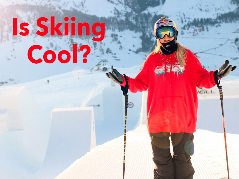 Is Skiing Cool? A Snowboarder's Take