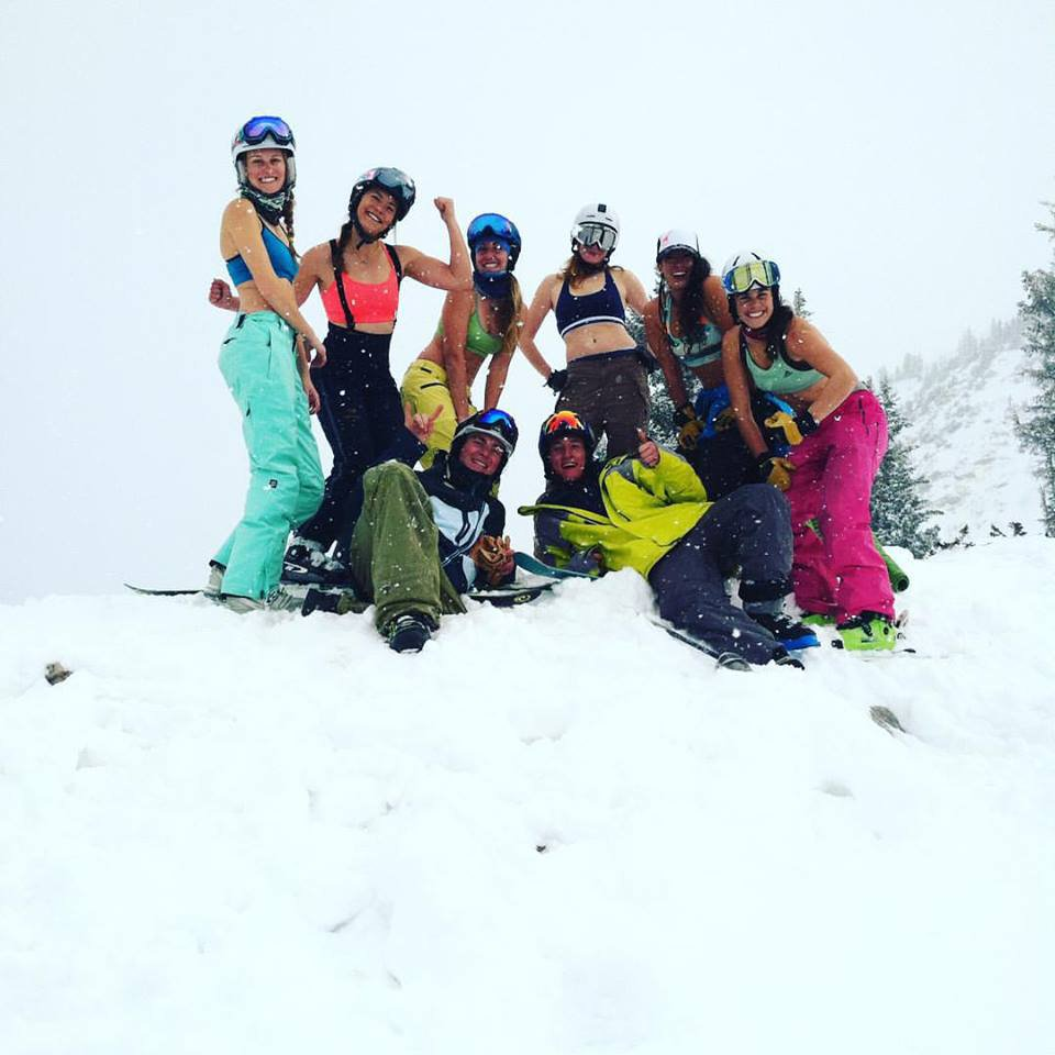 National women's skiing appreciation day