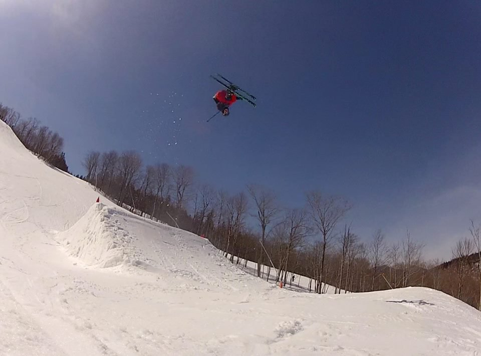 Throw Back to the Dumont Cup Jumps