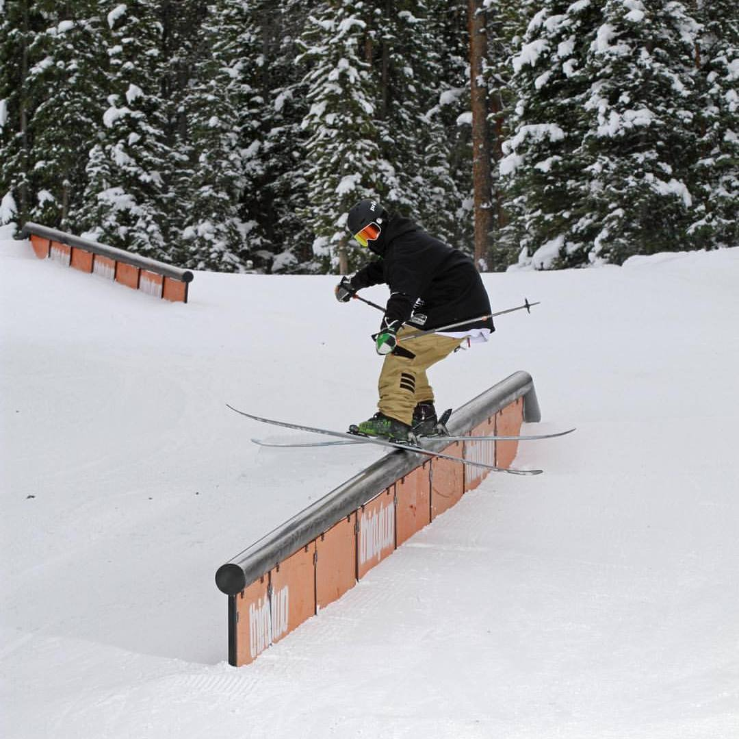 Woodward Thirty Two Rail