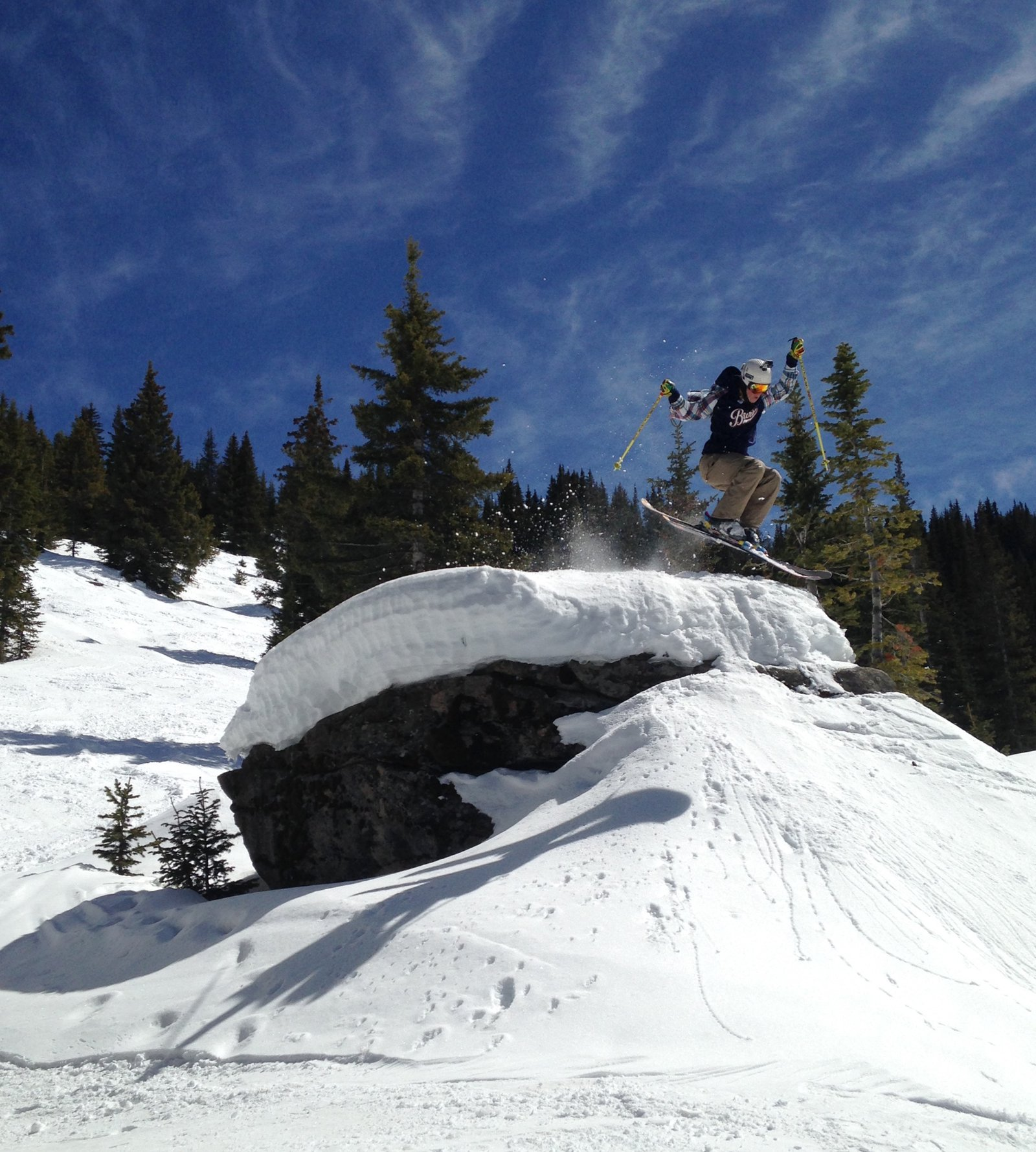 Rockin' Out In Vail