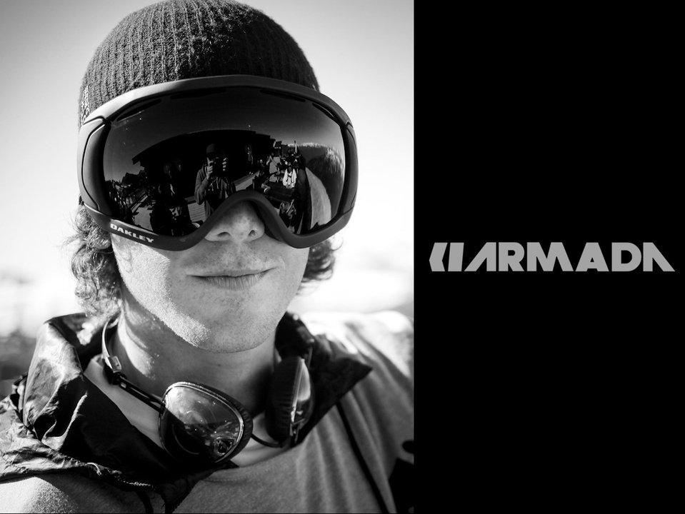 Sammy Carlson Signs With Armada