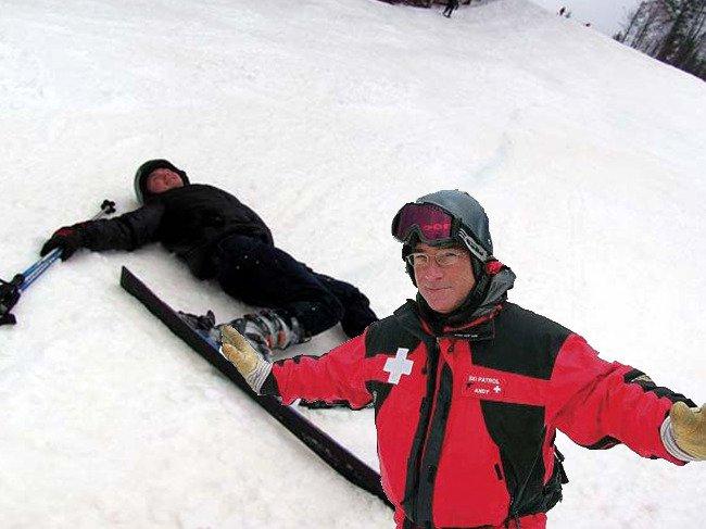 "Ski Patrol Tells Child to ""Ski it Off""- Radical Radish"