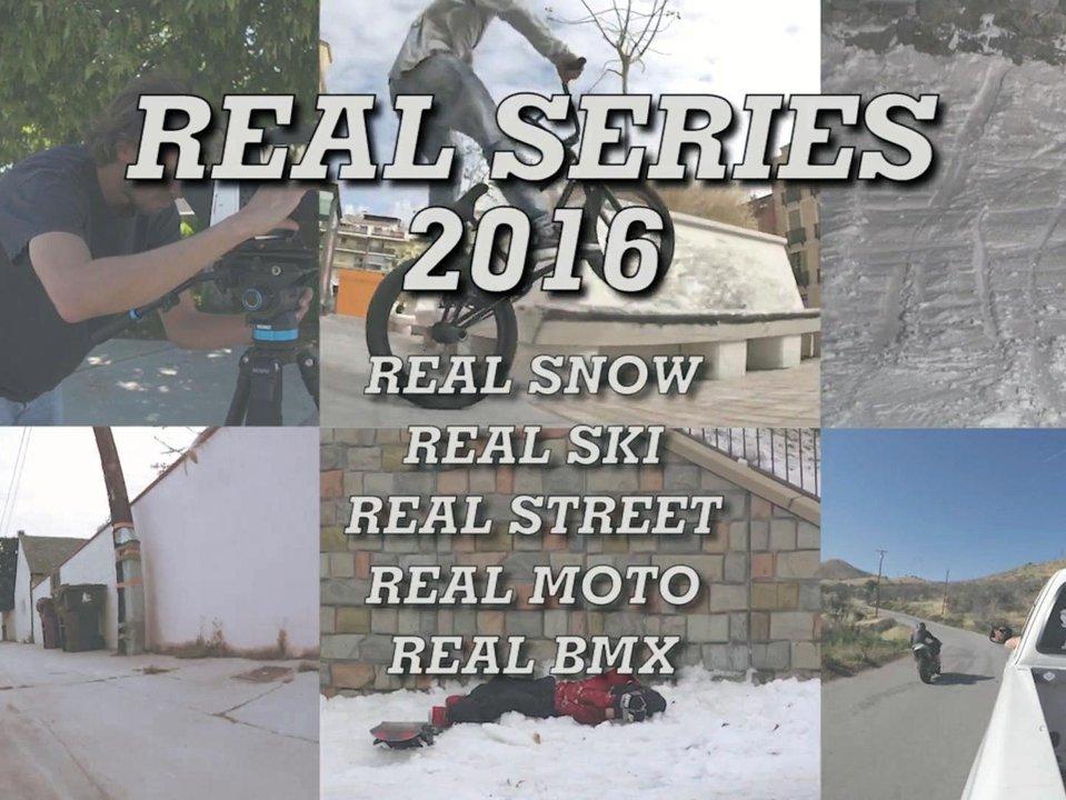 X Games Announces Real Ski Street