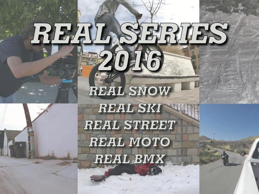 X Games Announces Real Ski Street