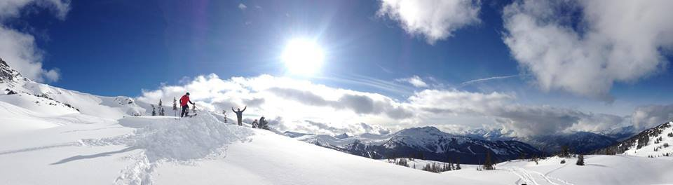 Booterville panoramic Feb 21/14