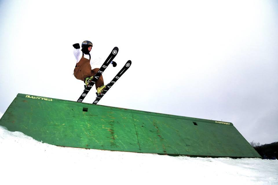 Tail Press- Mike Boyer