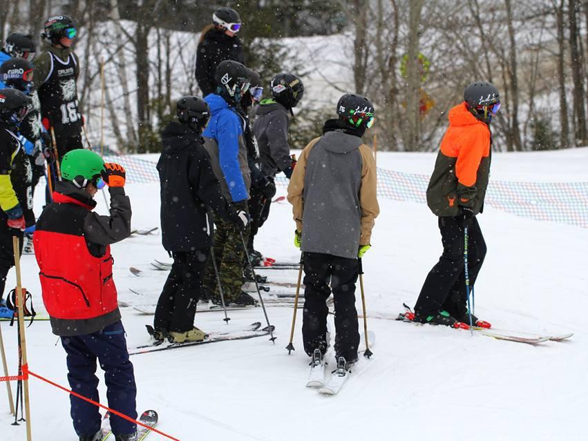 Muskoka Ski Club 60 for 60 Edit Competition