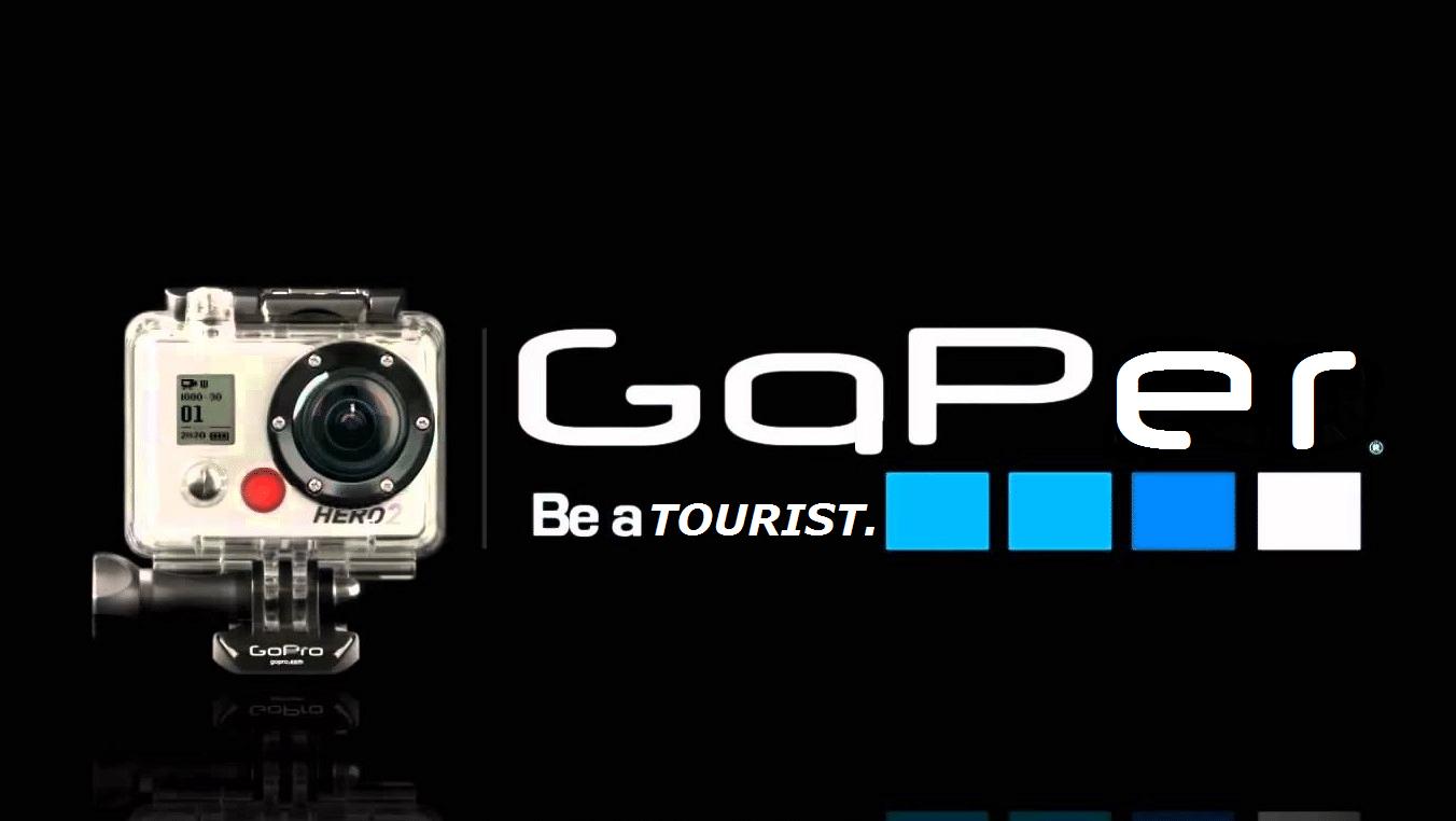 Gaper GoPro
