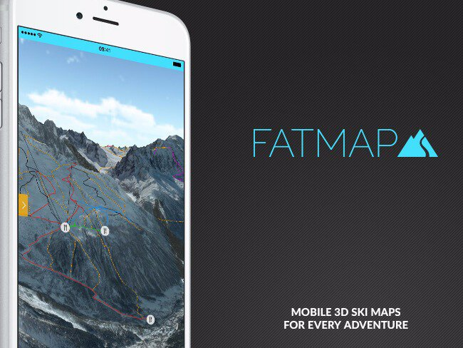 WORLD LEADING 3D SKI MAPS COMING TO ALL MAJOR US AND EUROPEAN RESORTS