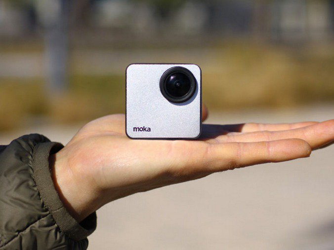 The Smallest 4K Camera on the Planet