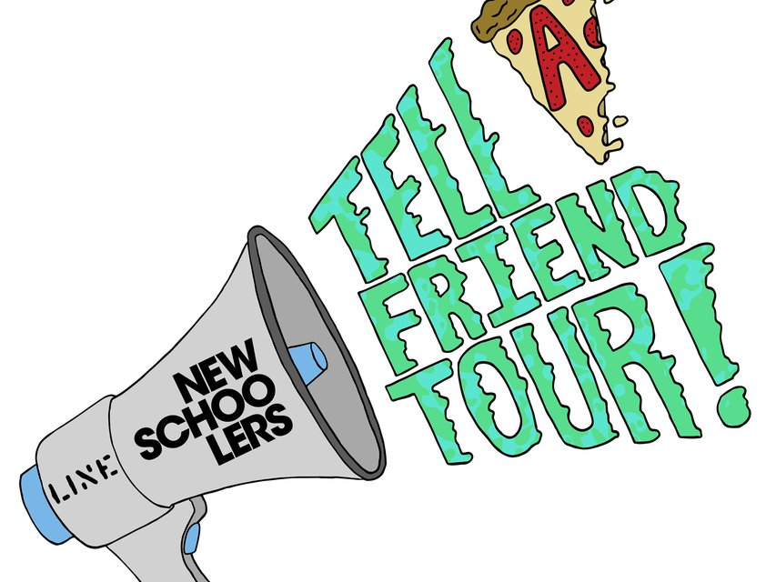 Tell A Friend Tour Three week update