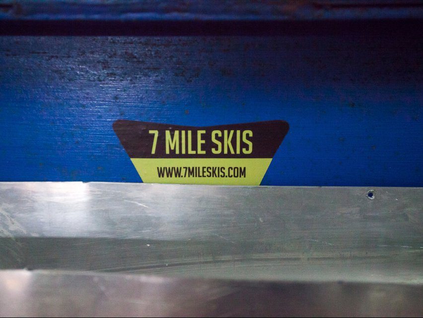 Who is 7 Miles Skis- Plus Floaties Review