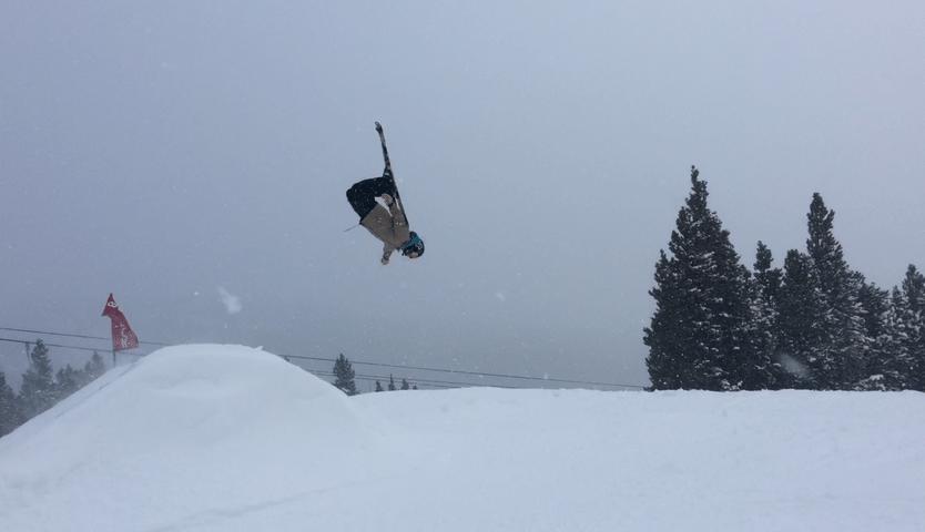 Backies at Breck