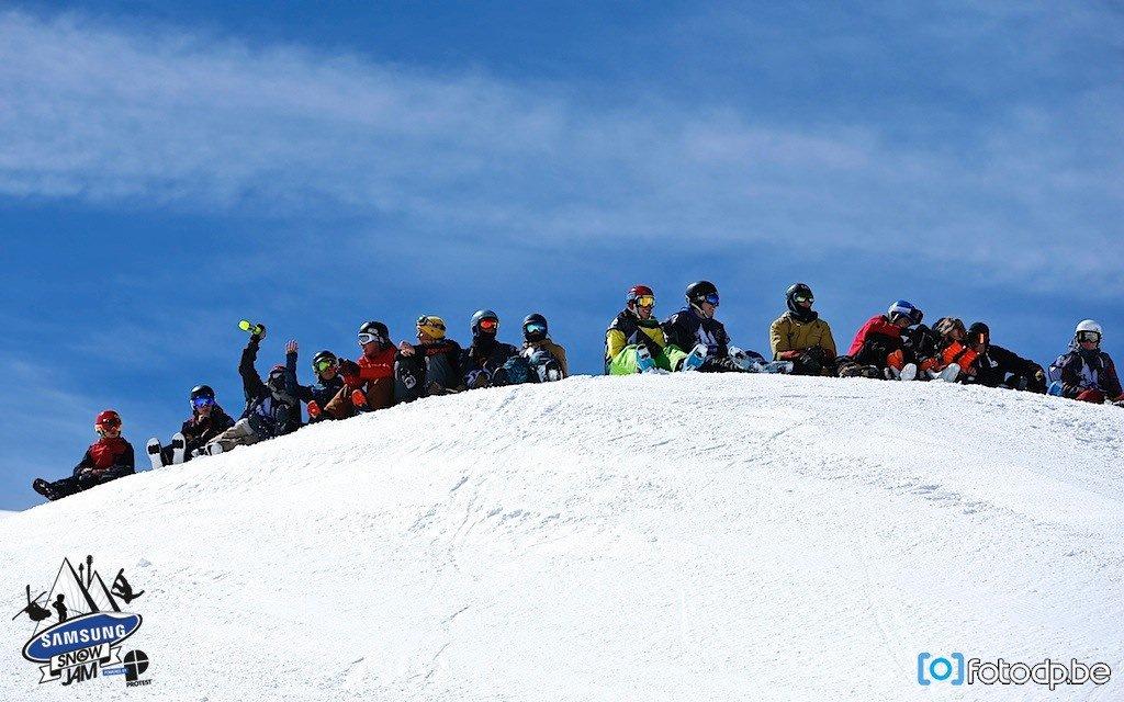 Airborne Freeski Team @ Snowjam 2014