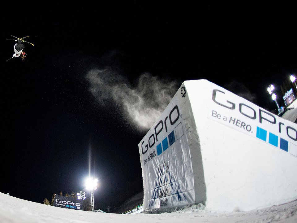Skier Skips Quad, Trains for Quint- Radical Radish