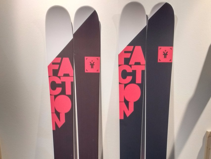 Faction Skis 2016-17