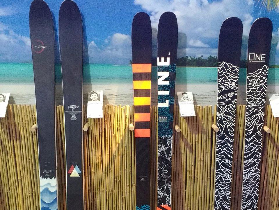 Line Skis 2016-17