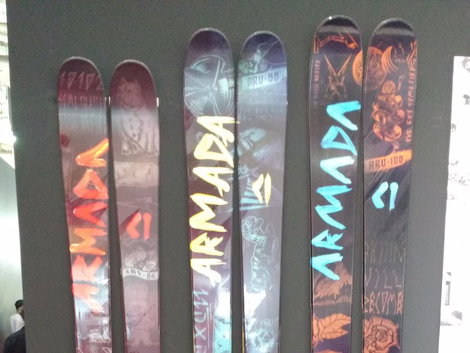 ISPO Gear Preview 2016 - Day 1