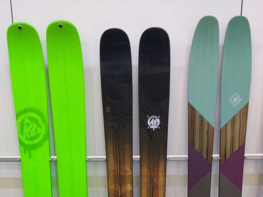 K2 Skis 2016-17