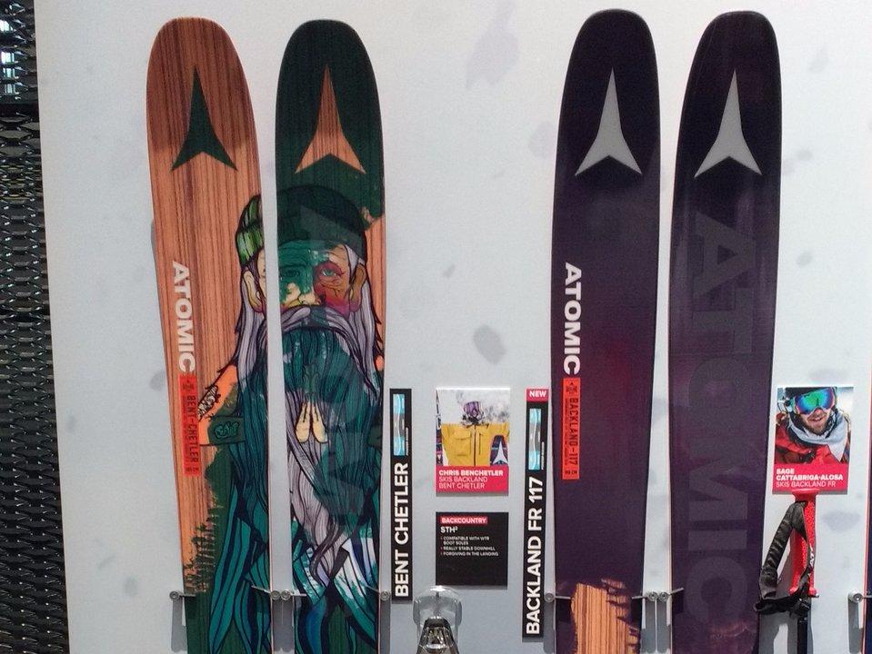 Atomic Skis 2016-17
