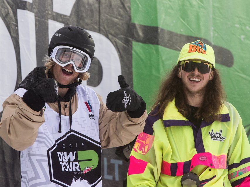 Newschoolers To Re-Invent Competition Skiing