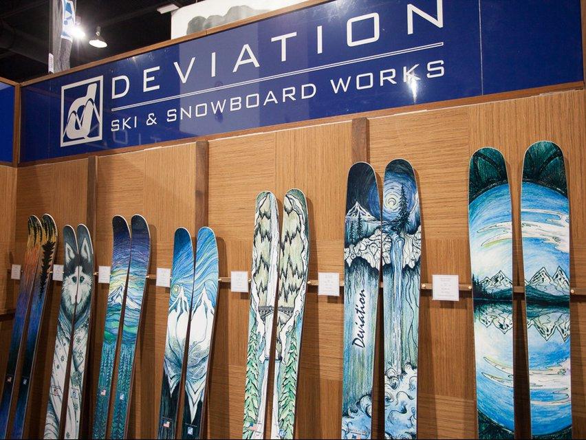 SIA: Deviation Skis 2016-2017