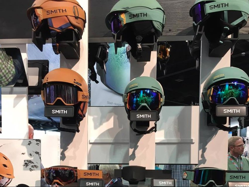 SIA: Smith Optics 2016-2017