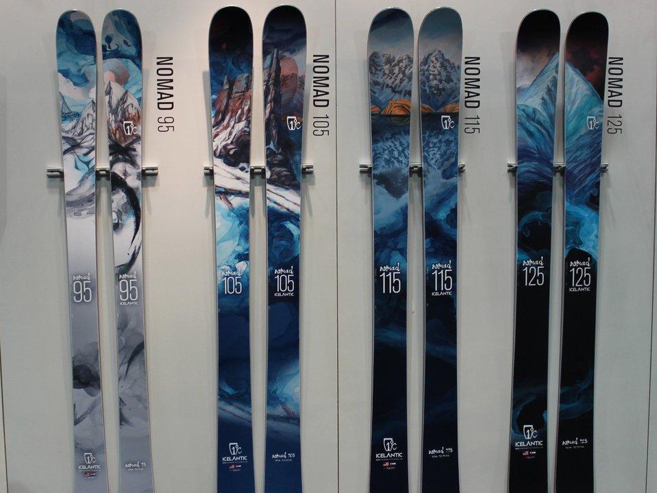 SIA: Icelantic Skis 2016-17