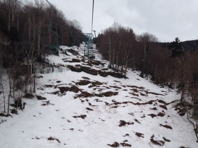 Lack Of Snow Forces Two Vermont Resorts To Close Temporarily