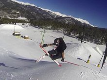 How to 540 on skis