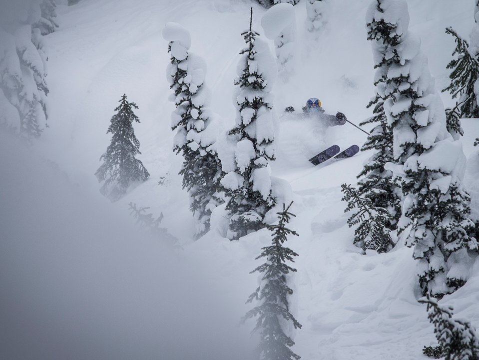 Red Bull Cold Rush: Powder