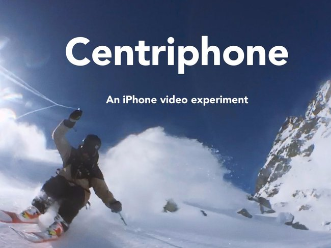 iPhone + Fishing Line = One of the Most Creatively Filmed Videos Ever