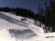 Bachelor Parks Jumping Feb. 7th 2016